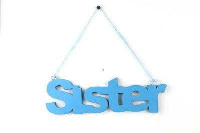 Casa Decor Sister Sign Showpiece  -  8 cm
