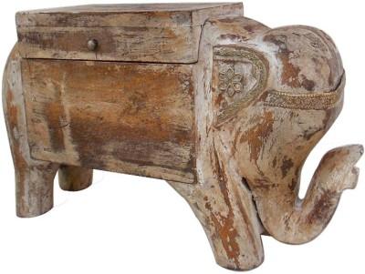 Indune Lifestyle Elephant Box Showpiece  -  18 cm