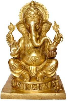 Bharat Haat Ganesh Asta Vinayak Showpiece  -  38 cm