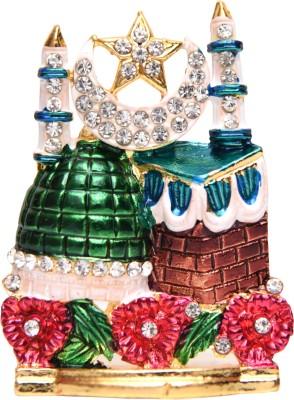 Oyedeal Makkah and Madina Showpiece  -  6.5 cm