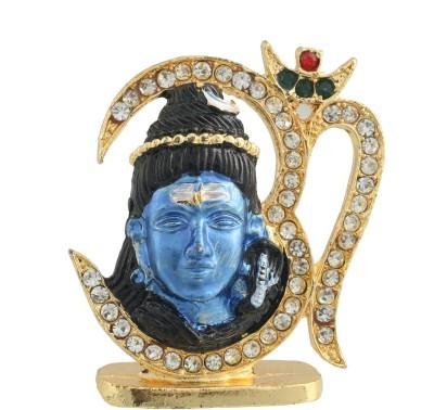 Divine Gifts & Artificial Jewellery Shanker Ji Om Showpiece  -  4 cm