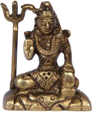 Artcraftindia Lord Shiva Showpiece  -  5.7 cm