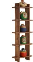 Unravel India Showpiece  -  16 cm(Wooden, Terracotta, Multicolor) best price on Flipkart @ Rs. 1799