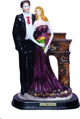 VAAH Valentine Beauty Showpiece  -  25 cm(Polyresin, Multicolor)