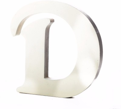 ShopperBay Alphabet D Showpiece  -  15.2 cm