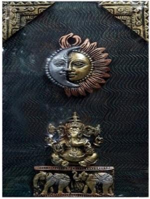 Anokhi ADA Ganpati Showpiece  -  38.1 cm