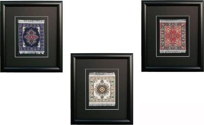 Arte Elite Framed Carpet Collection Showpiece  -  25 cm