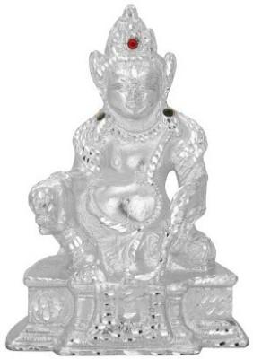 Divya Mantra Lord Kuber Idol Showpiece  -  14 cm