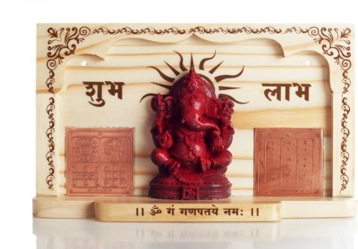 Pandit Shivkumar Vastu Ideas Ganesh Idol Showpiece  -  16.5 cm