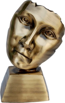 Aakrati Metal Decorative High Quality Brass Sculpture Showpiece  -  21.59 cm