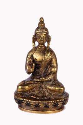 Artcraftindia Buddha Showpiece  -  11.5 cm