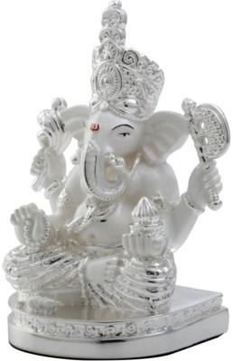 Aarya 24kt Lord Ganesha Showpiece  -  8 cm