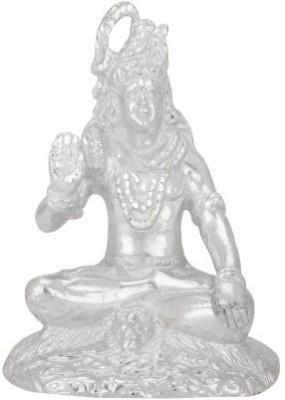 Divya Mantra Lord Shiva Idol Showpiece  -  18 cm