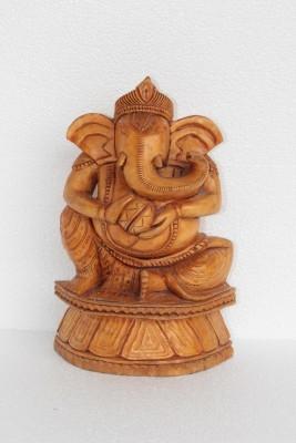 Prachin Art Gallary Musical Ganesha Showpiece  -  26 cm
