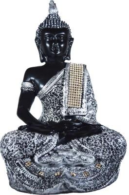 Gift-Tech Religious Meditating Buddha Statue Showpiece  -  30 cm