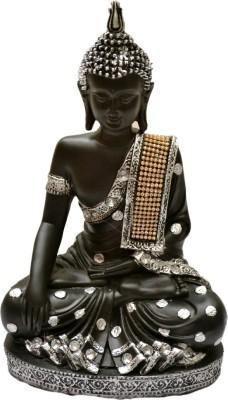Odisha Bazaar Bhumisparsh Buddha Showpiece  -  30 cm