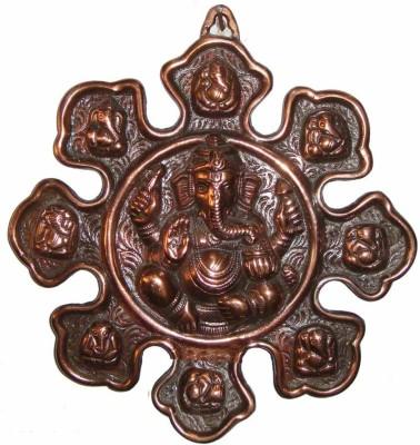 Excellent4U Astha ganesh Showpiece  -  22 cm