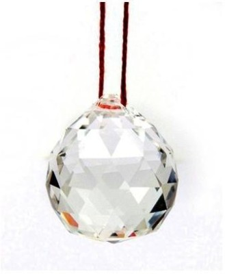 Shubh-Bhakti Feng Shui-Crystal Ball Showpiece  -  3 cm