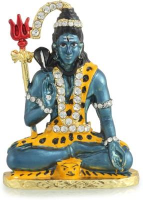 Divine Gifts & Artificial Jewellery Shanker Blue Showpiece  -  7.5 cm