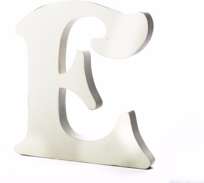 ShopperBay Alphabet E Showpiece  -  15.2 cm