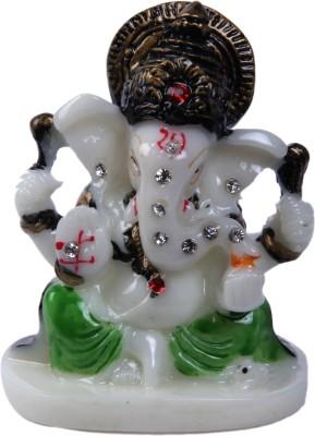 Artcraftindia Lord Ganesha Showpiece  -  8 cm