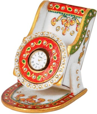 Indiangiftemporium 1 Compartments Marble Mobile Stand