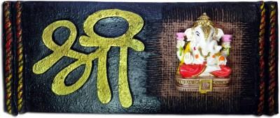 Anant Lord Ganesha Showpiece  -  12 cm