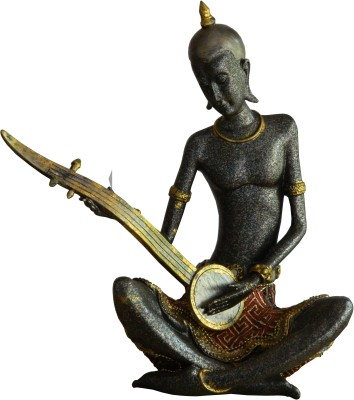 GiftsGannet Exclusive Tulsidas Showpiece  -  26 cm