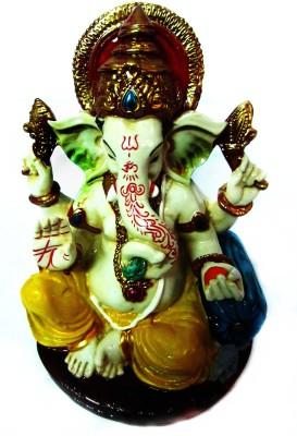 Giftwell Ganesha Showpiece  -  17 cm