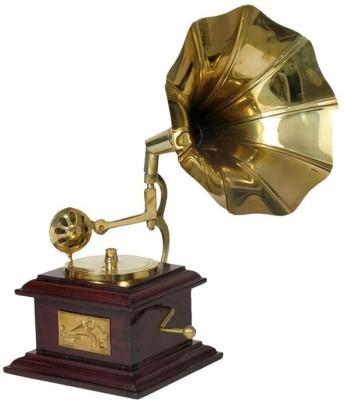 Unique Design Decorative Gramophone Showpiece  -  22 cm