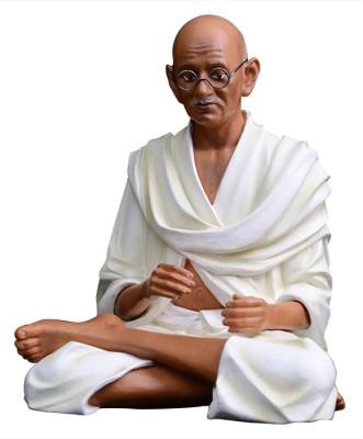 Eternal Gandhi Mahatma Gandhi Showpiece  -  21 cm