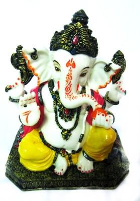 Giftwell Ganesha Showpiece  -  20.3 cm