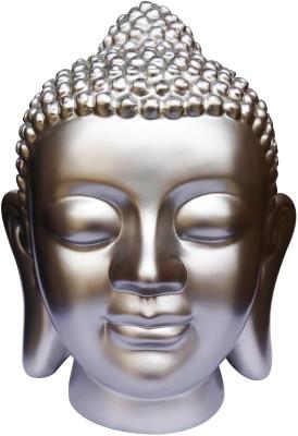 Nimble House buddha-statue-Silver Showpiece  -  2.00 cm