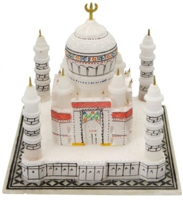 Pooja Creation Taj Mahal Gifterd Orignal Size Showpiece  -  19 cm