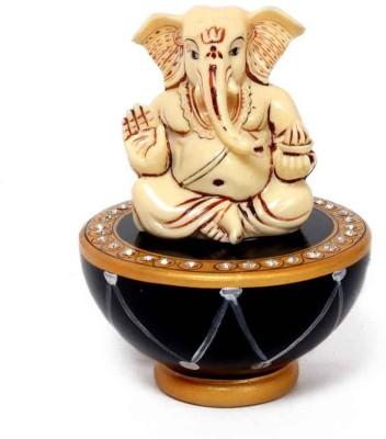Advent Crafts Lord Ganesha Showpiece  -  4.5 cm