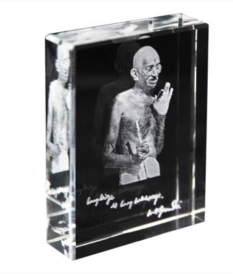 Eternal Gandhi Waving Showpiece  -  8 cm