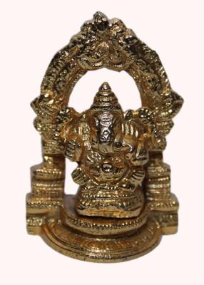 Artcraftindia Lord Ganesha Showpiece  -  6.5 cm