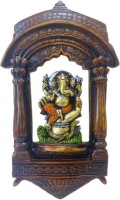 Madg Shree Lord Ganesh In Decorative Temple Religious Wall Hanging Showpiece  -  23 cm best price on Flipkart @ Rs. 1050