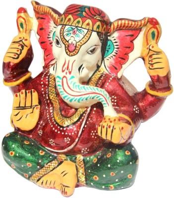 Handicrafts Paradise Ganesh Showpiece - 10 cm