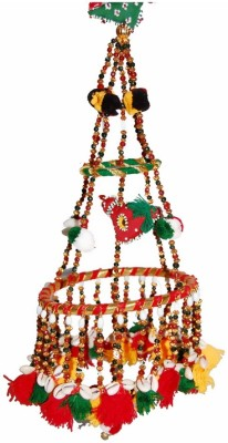Gulshan Arts Crafts Jhoomer Showpiece  -  5 cm