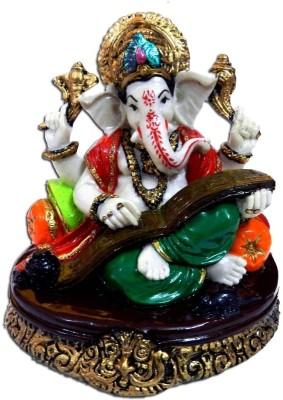 Anant Lord Ganesha Showpiece  -  11 cm