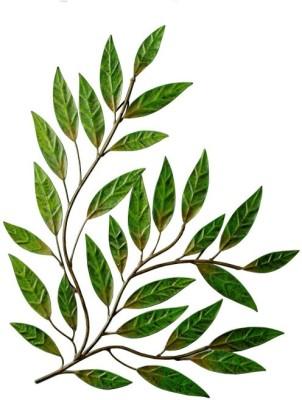 Nafees Leaf design Showpiece  -  71 cm