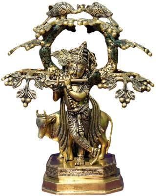 Imli Street Brass013 Showpiece  -  34.29 cm