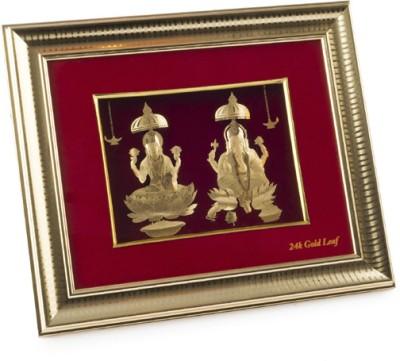 Aashirwad Laxmi Ganesha Showpiece  -  11.5 cm