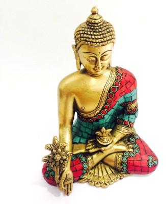 Shivay Arts Buddha Showpiece  -  20.5 cm