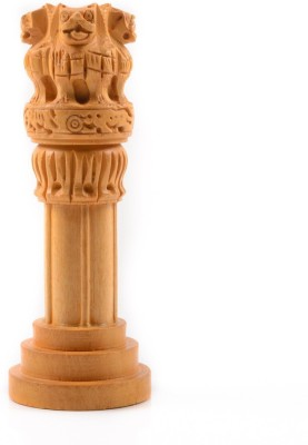 Khushal Ashoka Pillar Showpiece  -  10.16 cm