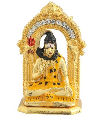 Divine Gifts & Artificial Jewellery Shanker Ji Astha Showpiece  -  5.5 cm