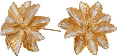 Siri Creations Flowers with Polish Showpiece  -  2.5 cm
