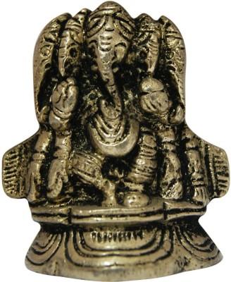 Divya Mantra Panchmukhi Ganesha Idol For Vastu Showpiece  -  8 cm