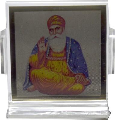 Allora Guru Nanakdev Ji Showpiece  -  6 cm